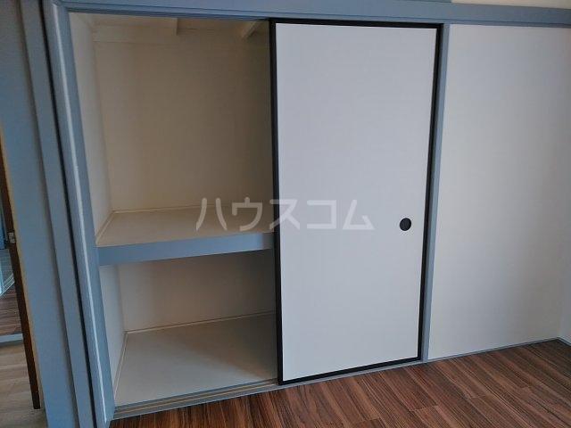 Ark立川西 201号室の収納