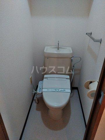 エトワール日野 305号室のトイレ