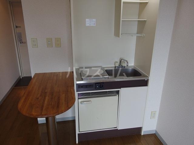 インディビレッジ 1002号室のキッチン