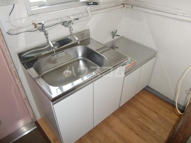 コーポ豊田 301号室のキッチン