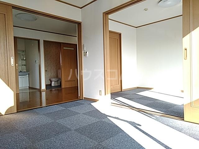 メゾンボヌール 202号室の居室
