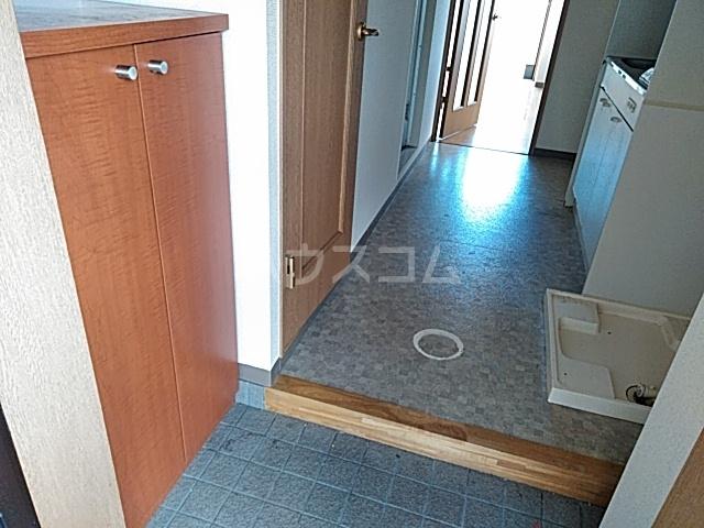 メロウハウス 301号室の玄関