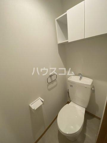 メゾン・ド・フォー・ユー 103号室のトイレ