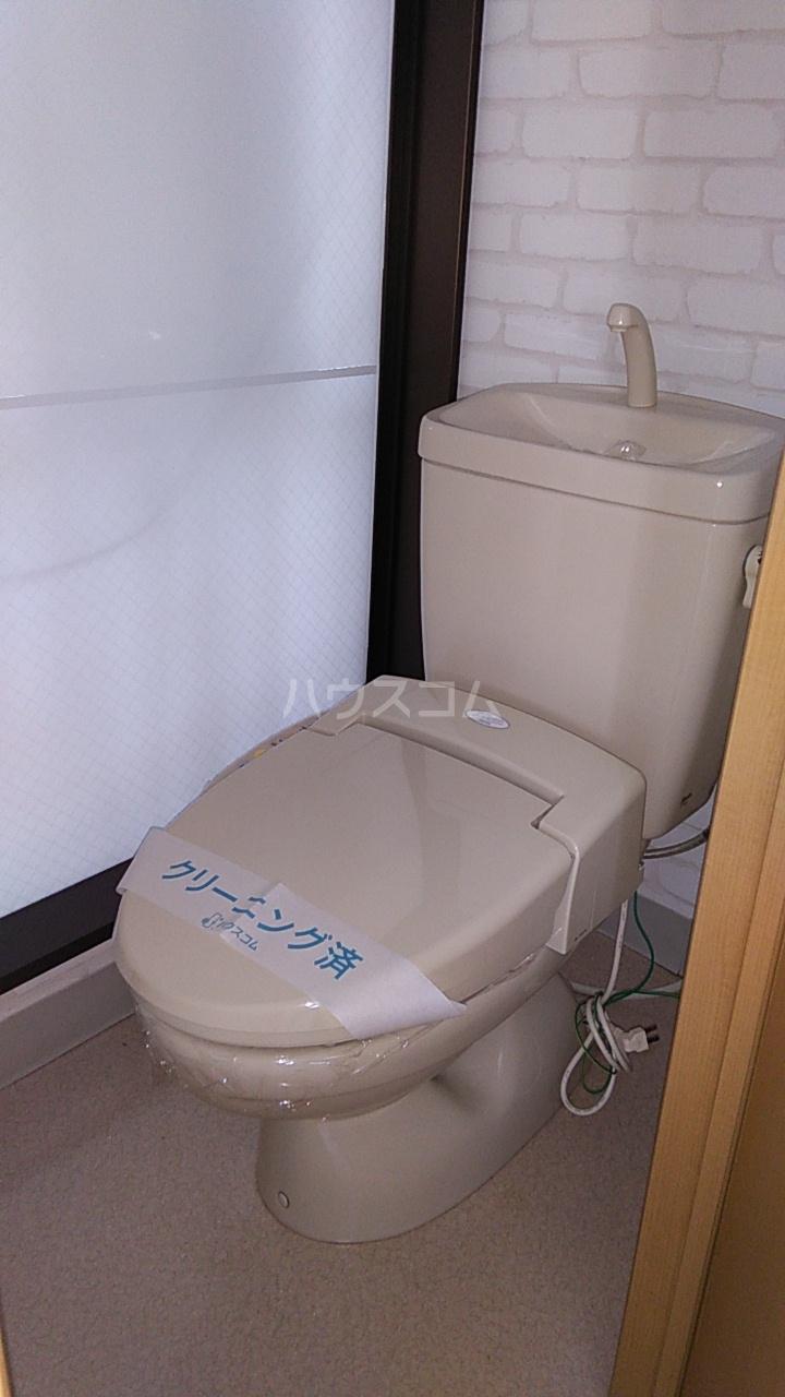 近藤ビル 302号室のトイレ