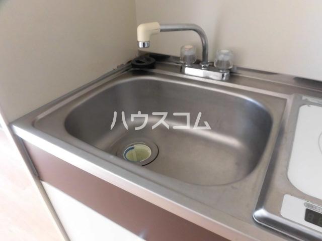 アーバンフォレスト 206号室のキッチン