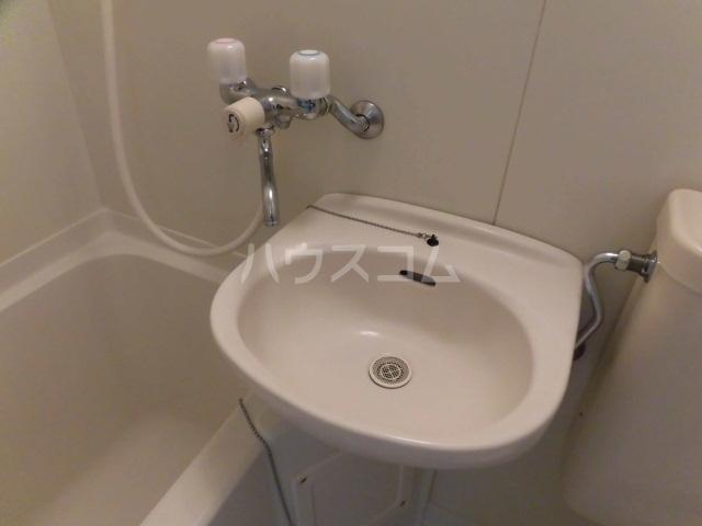 アーバンフォレスト 206号室の洗面所