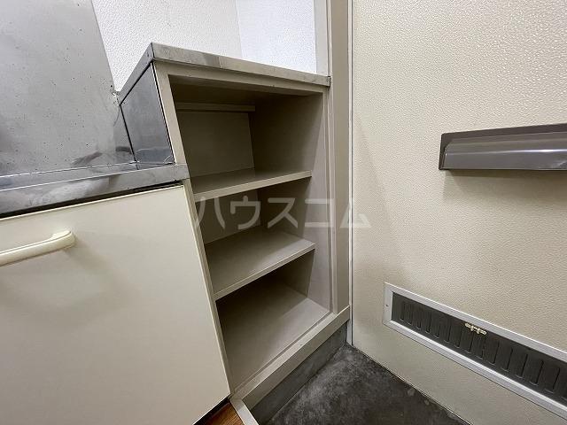 ラビアン7号館 103号室のトイレ