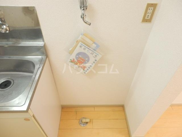 ラビアン7号館 202号室の設備
