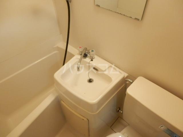 ラビアン6号館 103号室の洗面所