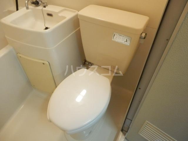 ラビアン6号館 103号室のトイレ