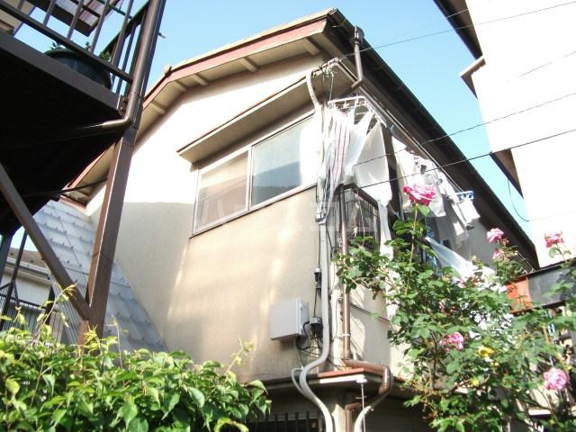 藤荘 2-A号室の外観