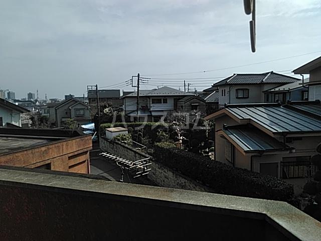 松原ハイツ 207号室の景色