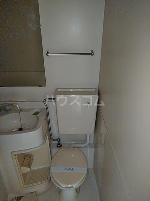 松原ハイツ 207号室のトイレ